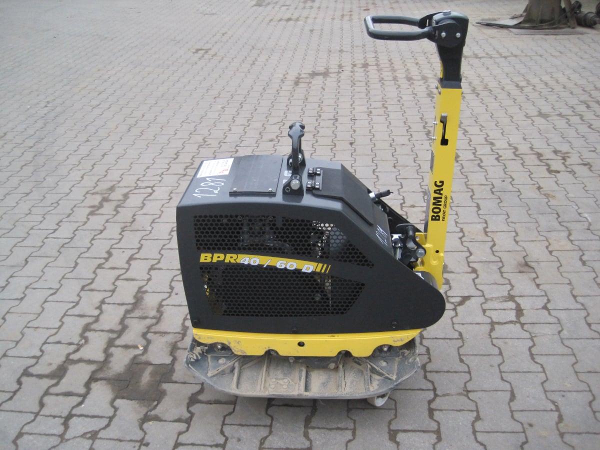 Wacker Stemmhammer EH9 - Dirkes Baumaschinen