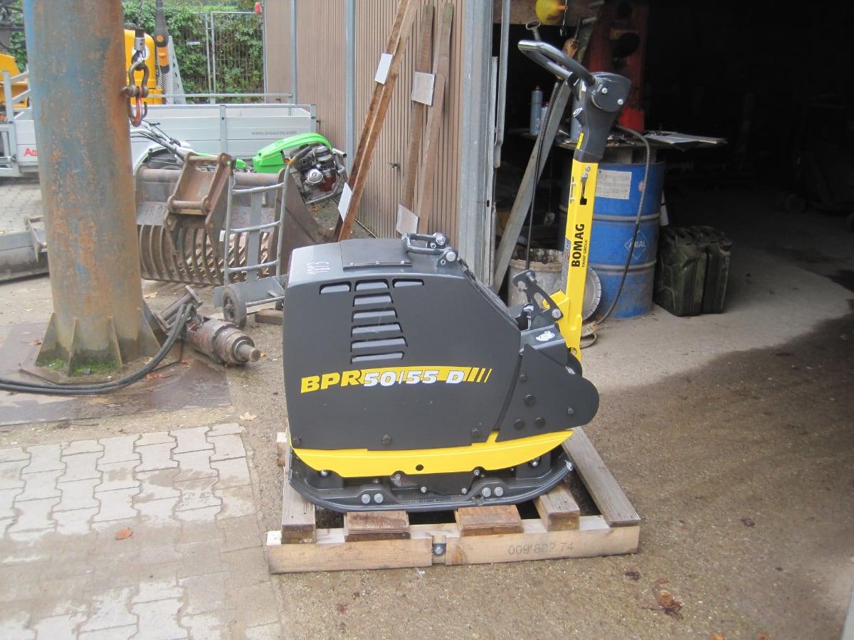 Bomag BPR50:55D Elektrostart - Dirkes Baumaschinen