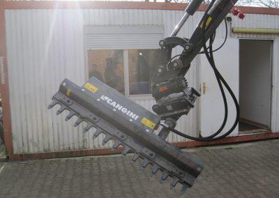 Cangini Hydr. Astschere BTC50-150 1 - Dirkes Baumaschinen