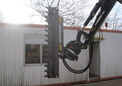 Cangini Hydr. Astschere BTC50-150 2 - Dirkes Baumaschinen