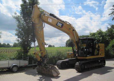 Kettenbagger Caterpillar 320 GC 5 - Dirkes Baumaschinen