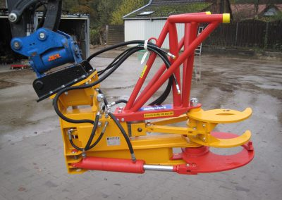 Schnitt-Griffy:Baumschere HS650SE 1 - Dirkes Baumaschinen