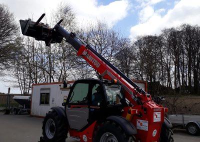 Teleskoplader Manitou MT1033 Easy