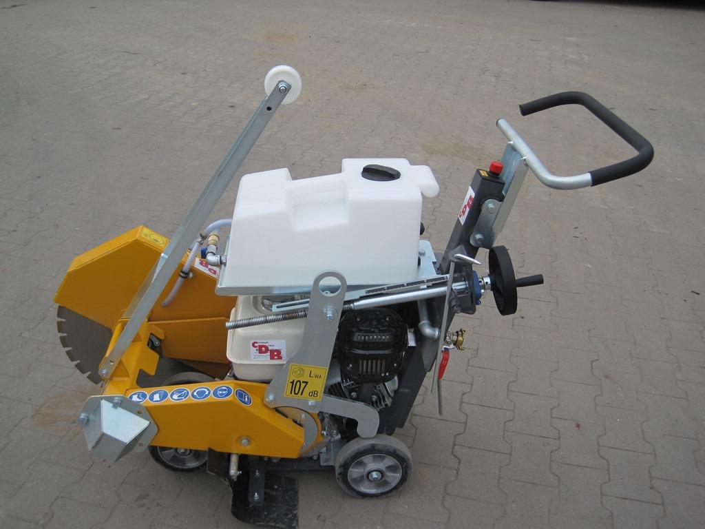Bodensäge EDCO DS-18 - Dierkes Baumaschinen